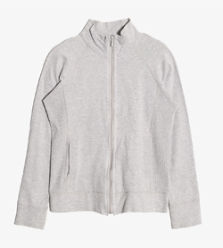 UNIQLO - 유니클로 코튼 집업  Women XL / Color - Gray