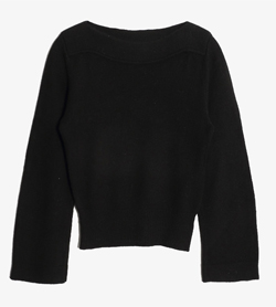 UNIQLO - 유니클로 U 양모 니트  Women S / Color - Black