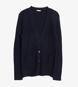 GAP - 갭 울 가디건  Women M / Color - Navy