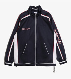 CHAMPION - 챔피언 폴리 집업  Man L / Color - Navy