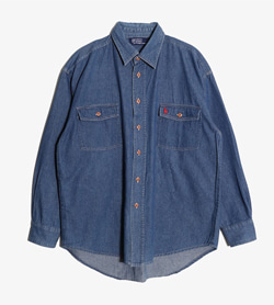 POLO RALPH LAUREN - 폴로 랄프로렌 데님 셔츠  Man L / Color - Denim