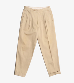 HUGO BOSS - 휴고보스 코튼 와이드 팬츠  Made In Germany  Man L / Color - Beige
