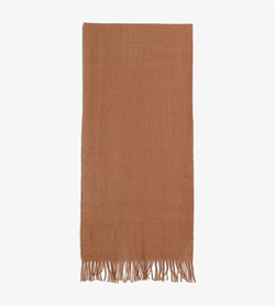 CASHMERE -  캐시미어 머플러  Unisex Free / Color - Brown