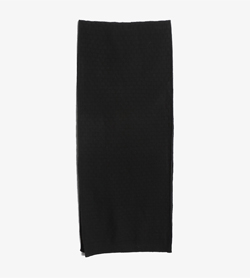 UNIQLO - 유니클로 울 머플러   Unisex Free / Color - Black
