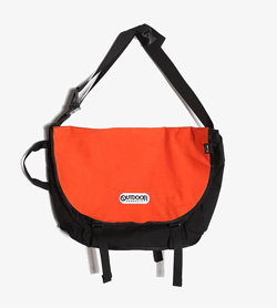 OUTDOOR PRODUCTS - 아웃도어 프로덕트 폴리 크로스백   Unisex Free / Color - Orange