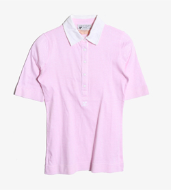 COURREGES - 쿠레쥬 코튼 Pk티셔츠   Made In France  Women S / Color - Pink