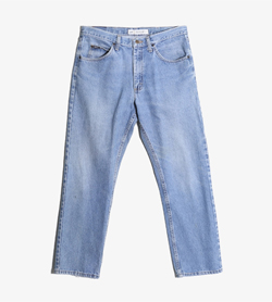 LEE - 리 데님 워싱 팬츠   Made In Mexico  Man 32 / Color - Denim