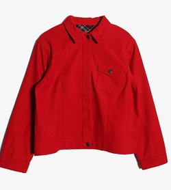 PENDLETON - 펜들턴 울 자켓   Made In Usa  Women M / Color - Red
