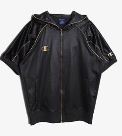 CHAMPION - 챔피온 폴리 후드   Women L / Color - Black