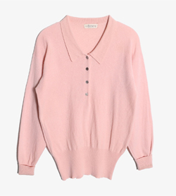 CASHMERE -  울 Pk니트   Women M / Color - Pink
