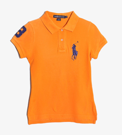 POLO BY RALPH LAUREN - 폴로 랄프로렌 코튼 Pk티셔츠   Women S / Color - Orange