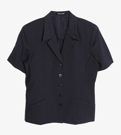 COMME CA DU MODE - 꼼사듀모드 울 블레이저   Made In Italy  Women M / Color - Navy