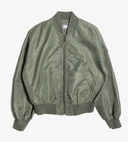 SLY MILITARY -  나일론 MA-1 자켓   Man L / Color - Khaki