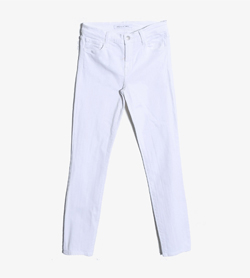 J BRAND FOR THEORY - J브랜드 포 띠어리 코튼 팬츠   Women 25 / Color - White