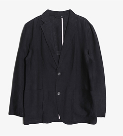 BEAMS - 빔즈 린넨 자켓   Man M / Color - Black