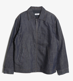 JPN -  데님 집업 자켓   Man L / Color - Denim