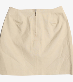MACKINTOSH -  코튼 본딩 스커트   Made In Scotland  Women S / Color - Beige