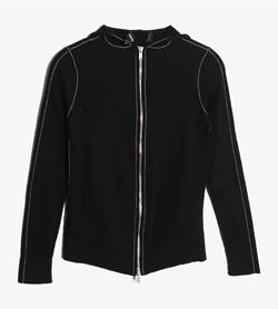 THEORY - 띠어리 울 후드집업   Women XS / Color - Black
