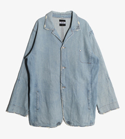 PWPL -  데님 코트   Man 3L / Color - Denim