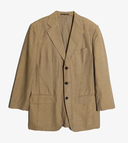ST DUPONT - 듀퐁 울 3버튼 자켓   Made In Italy  Man L / Color - Beige