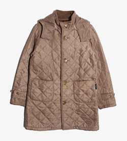 THE SMOCK SHOP -  폴리 퀄팅 점퍼   Man S / Color - Beige