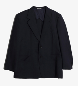 MATSUZAKAYA - 마쓰자카야 울 블레이져   Made In Britain  Man L / Color - Navy