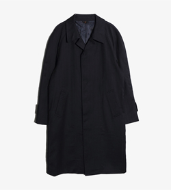 JPN -  울 발마칸 코트   Man L / Color - Navy