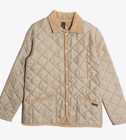 LVENHAM - 라벤햄 폴리 퀄팅 점퍼   Made In England  Man M / Color - Beige