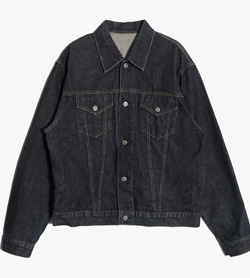 JPN -  데님 포켓 자켓  Man L / Color - Denim