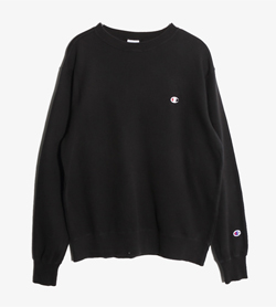 CHAMPION - 챔피온 코튼 로고 맨투맨   Made In Usa  Man XL / Color - Charcoal