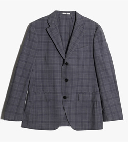 SUIT SELECT -  울 체크 자켓  Man M / Color - Check