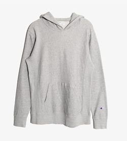 CHAMPION - 챔피온 코튼 후드   Women L / Color - Gray
