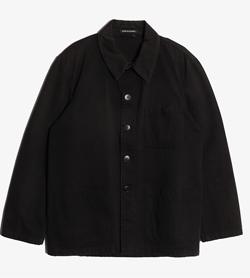 AGNES B - 아네스베 코튼 자켓  Made In France  Man XL / Color - Black