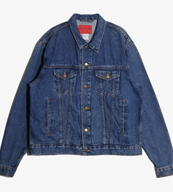 MONTANA RIVER BLUES -  데님 포켓 자켓  Man L / Color - Denim