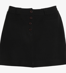 SINEQUANONE - 시네쿠아논 폴리 레이온 스커트  Made In France  Women 25 / Color - Black