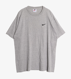 NIKE - 나이키 코튼 로고 티셔츠   Made In Usa  Man L / Color - Gray