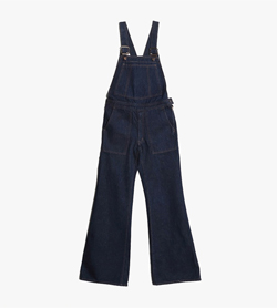 BISON -  데님 오버롤  Women M / Color - Denim