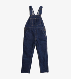 BIG JOHN - 빅존 데님 오버롤  Unisex 36 / Color - Denim