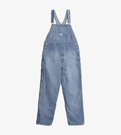 BIG JOHN - 빅존 데님 오버롤  Unisex XL / Color - Denim
